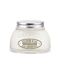 L'Occitane en Provence - 'Almond Milk Concentrate' body cream 200ml