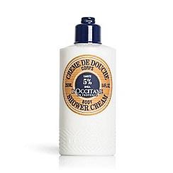 L'Occitane en Provence - Shea butter milk shower cream 250ml