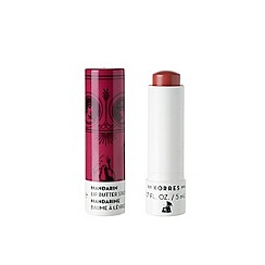 Korres - 'Mandarin' SPF 15 rose lip butter stick 4.8g
