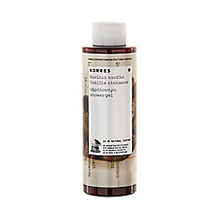 Korres - 'Vanilla Cinnamon' shower gel 250ml