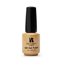Red Carpet Manicure - I am so honored LED gel nail polish 9ml