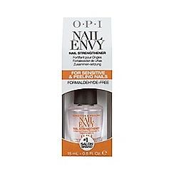 OPI - 'Nail Envy' sensitive and peeling nail strengthener 15ml