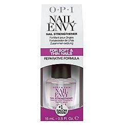 OPI - 'Nail Envy' soft and thin nail strengthener 15ml