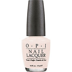 OPI - Bubble bath nail polish 15ml