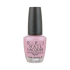 OPI - Rosy future nail polish 15ml