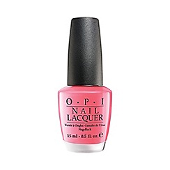 OPI - Elephantastic pink nail polish 15ml