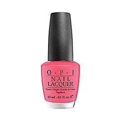 OPI - 'Feelin' Hot-Hot-Hot!' nail polish 15ml
