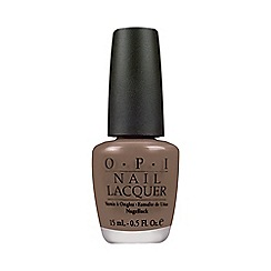 OPI - Over the taupe nail polish 15ml