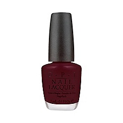 OPI - Lincoln park after dark nail polish 15ml