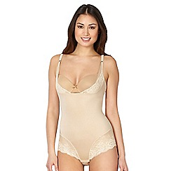 Maidenform - Natural 'Wear Your Own Bra' firm control shapewear body