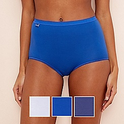 Sloggi - 3 pack full brief knickers