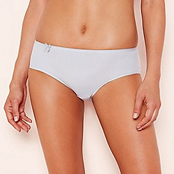 Sloggi - Light grey 'Wow Comfort' bikini knickers