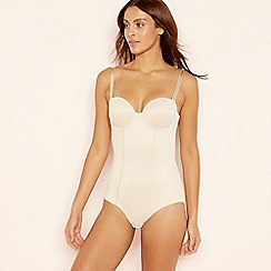 The Collection - Natural satin complete shape body