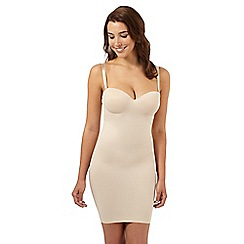 The Collection - Nude firm control shaping slip