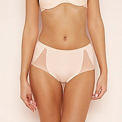 Sloggi - Light Pink 'Symmetry' Full Brief Knickers