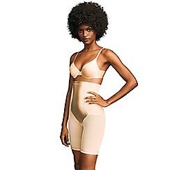 Maidenform - Natural easy up hi-waist thigh slimmer