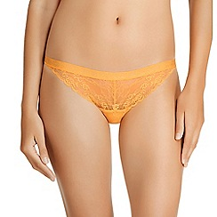 Bonds - Yellow bikini knickers