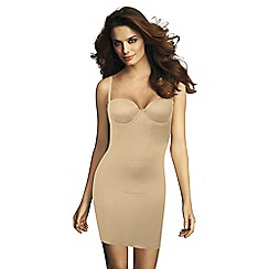 Maidenform - Natural 'Endlessly Smooth' foam cup shapewear
