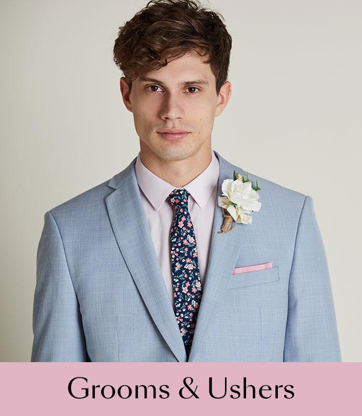 Men's clothing & accessories
