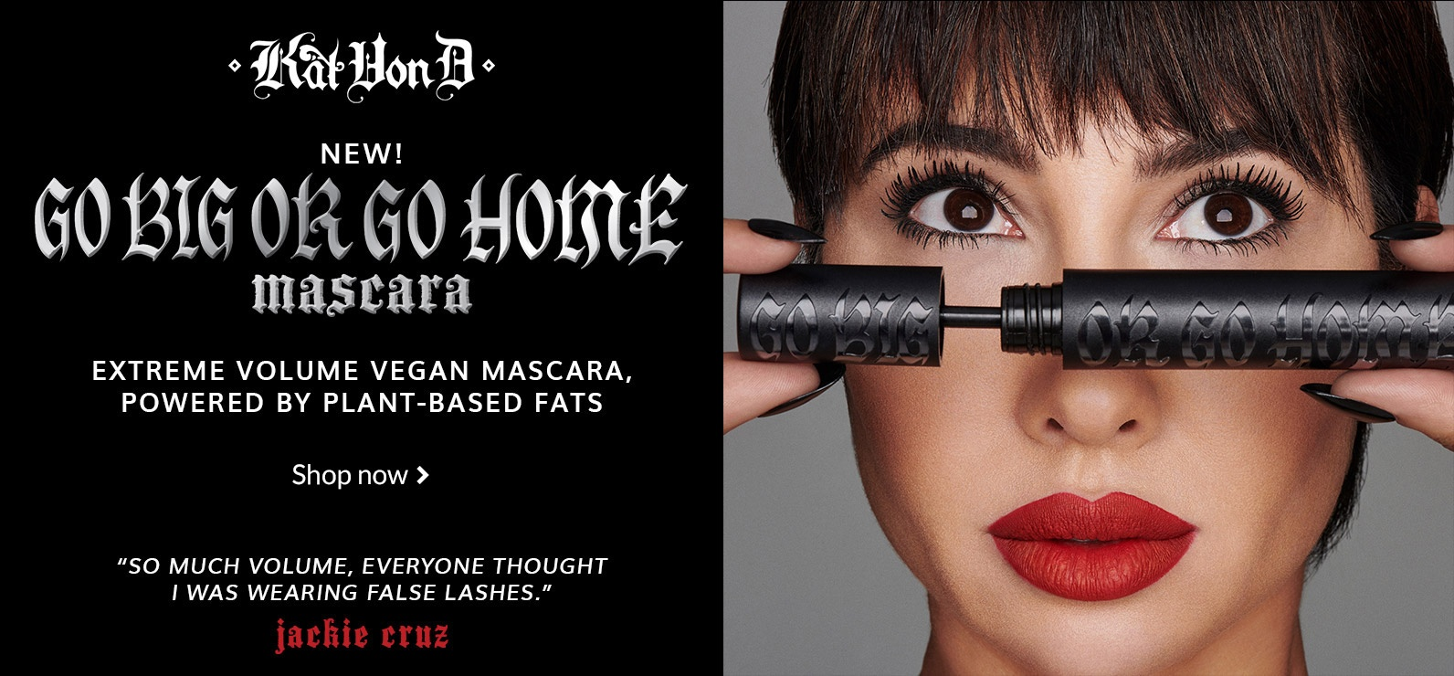dc0b6266342 Learn more about Kat Von D make up
