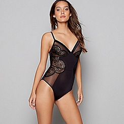 B by Ted Baker - Black lace body