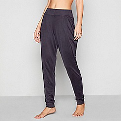 Nine by Savannah Miller - Dark grey modal blend pyjama bottoms
