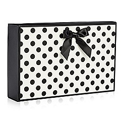 The Collection - Cream lingerie gift box