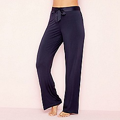 B by Ted Baker - Navy lace pyjama bottoms