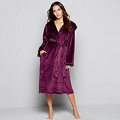 B by Ted Baker - Purple dressing gown