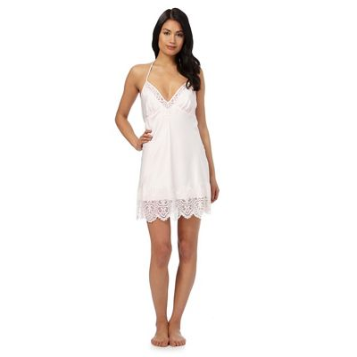 26b4d95977 B by Ted Baker Light pink  Tie the Knot  lace chemise