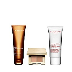 Clarins - 'Self-Tan' skincare gift set