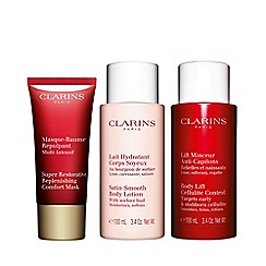 Clarins - 'Face And Body' skincare gift set