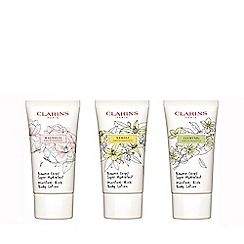 Clarins - Limited edition body lotion trio set