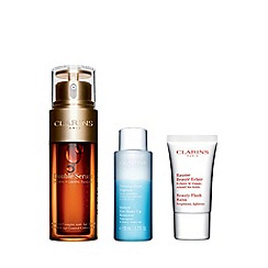 Clarins - 'Radiant and Rested' skincare gift set
