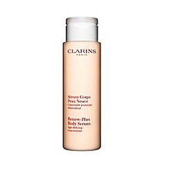 Clarins - 'Renew-Plus' body serum 200ml