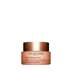 Clarins - 'Extra-Firming' night cream for dry skin