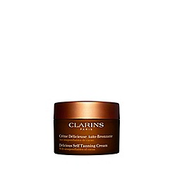 Clarins - Delicious self tanning cream