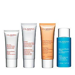 Clarins - 'Body and Face Collection' gift set