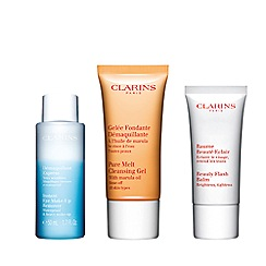 Clarins - 'Cleanse and Glow Collection' gift set