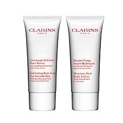 Clarins - 'Body Heroes' kit
