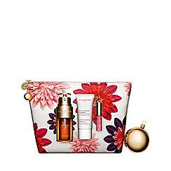 Clarins - 'Double Serum Edit' Skincare Gift Set