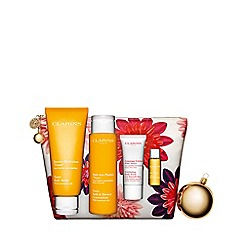 Clarins - Pampering Body Care Gift Set