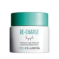 Clarins - 'My Clarins Re-Charge Relaxing Sleep Mask' 50ml