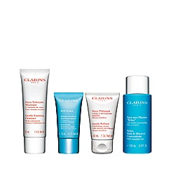 Clarins - 'Relax' Skincare Kit
