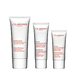 Clarins - 'Beautiful' Bodycare Kit