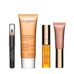 Clarins - 'Beautiful Face' Skincare Kit