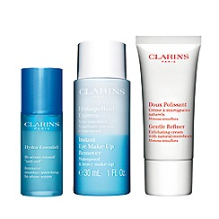 Clarins - 'Beautiful' Skincare Kit