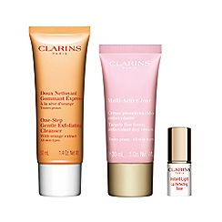 Clarins - Smooth Skincare Kit