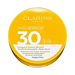 Clarins - 'Mineral' Sun Care SPF 30 Face Compact 11.5ml