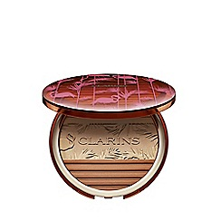 Clarins - Limited edition compact bronzer and blusher 20g
